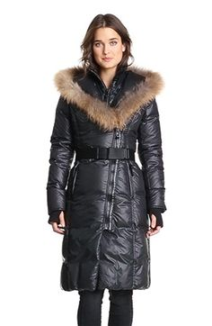 Rud by Rudsak 'Jasmine' Genuine Coyote Fur Trim Asymmetrical Coat -  Nordstrom. I mean, it's called the Jasmine...think this might be the one