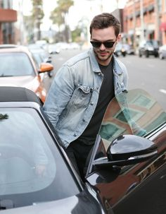 Nicholas Hoult Steps Out in LA Days After Hanging Out With Ex Jennifer Lawrence