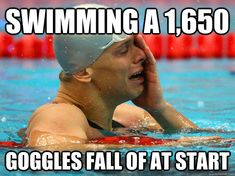 Make yourself laugh with these really hilarious swimming memes you'll find totally relatable! Swimming Funny, Swimming Memes, Keep Swimming, Swim Team Quotes, Swimming Motivation, Swimmer Problems, Girl Problems, Diving Springboard, Sport Gymnastics