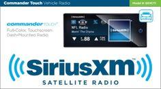 SiriusXM Canada introduces SiriusXM Commander Touch™