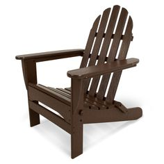 Ivy Terrace Folding Adirondack Chair