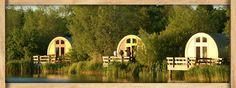 Unieke Waterchalets op Camping de Watermolen aan het visrijke meer (de 'Pingo'). Vanaf het ruime terras boven het meer kunnen visliefhebbers hun hengeltje uitwerpen, naast het vissen in het andere, diepere meer op de camping. Ook kunt u hier heerlijk genieten van de zon met het prachtige uitzicht op de Pingo en wanneer de avond valt heeft u vanaf het terras een spectaculaire zonsondergang!