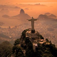 Getting excited for Brazil! - Rio de Janeiro, Brazil (National Geographic). Bucket list!!