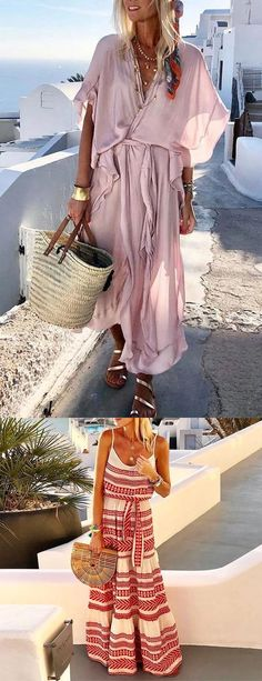 Chic Outfits, Fashion Outfits, Fashion Clothes, Trendy Outfits, Latest Fashion Design, Modest Fashion, Casual Dresses For Women, Pretty Dresses, Dress To Impress