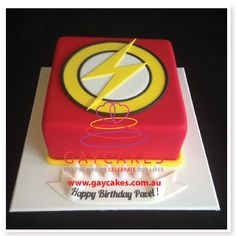 Superhero Birthday Cakes Sydney