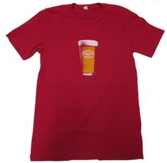 This tee is possibly the next best thing to holding a cold Genny in your hand. - Genesee Gear