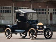 1915 Ford Model-T Roadster we insurance #classiccollectors like this at @paradisoins