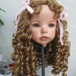 Парики для  кукол -девочек и мальчиков, от 6 до 16 размеров., Продам, 500 руб.