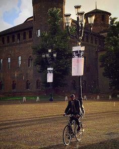 quando #piove con il #sole e #marilyn osserva. #biking N2R Lifestyle