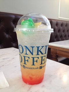 Fruity Soda by MONKIT