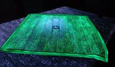 Fiber Optic Table Runner By Luminex