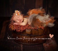 Autumn Halo Newborn Halo Fall Halo Baby Halo by SnassyCrafter, $10.95