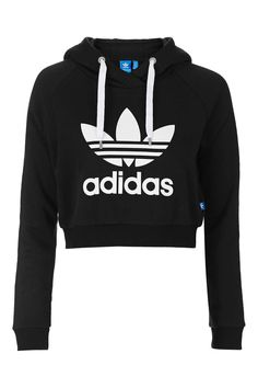 Cropped Hoodie by Adidas Originals - New In- Topshop Singapore