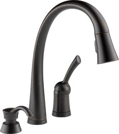 Naples Double Handle Deck Mount 5 Piece Roman Tub Faucet Trim Set