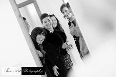 #Bride'friends #bride beauty #surprise