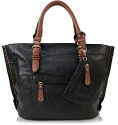 $29.99 Scarleton Large Tote H103501 - Black - http://freebiefresh.com/scarleton-large-tote-h103501-black-review/