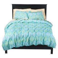 Room Essentials® Duvet Set - Blue/Green.Opens in a new window