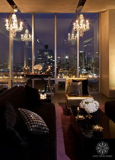 Pent house in Dallas