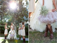 cowgirl boots country wedding  cowboys and cowgirls club equestrianlover.com