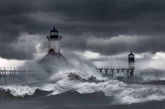 St. Joseph's Lighthouse, Michigan