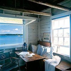 Boat house / beach house