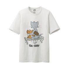 MEN American Movie Graphic Short Sleeve T-Shirt