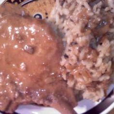 Awesome Crockpot Pork Chops