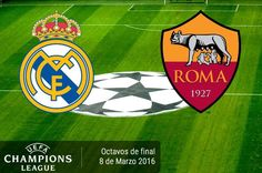 Real Madrid vs Roma, Champions League 2016 ¡En vivo por internet! | Partido de vuelta - https://webadictos.com/2016/03/08/real-madrid-vs-roma-champions-league-2016/?utm_source=PN&utm_medium=Pinterest&utm_campaign=PN%2Bposts