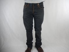 RNT23 Black Jeans