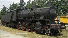 Locomotiva FS GR 740