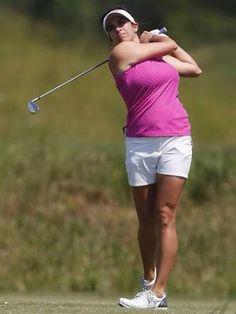 Gerina Piller LPGA Gerina Piller, Great Women, Beautiful Women, Sexy Golf, Lpga, Golfers, Ladies Golf, Japan, Athletic