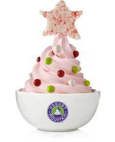 Check out these sweet combinations created by Yogurt Mountain customers. What will you create