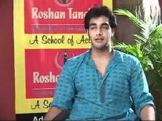 Chaitanya explains that he feels proud of being a part of leading acting school in Mumbai which offers professional acting classes, theatre acting course, television acting course, bollywood acting course, etc.
