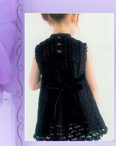 Стильное платье для девочки | Детки | Постила