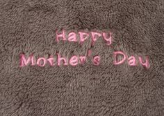 #embroidery #mothers day #personalise #create-your-own #gift