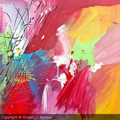 "Artist:Antonio Russo.  Country:Italy.  Antonio is an abstract contemporary modern artist.""The essence of abstract art is to unfold the spirit of self-exploration by painting freely without restraint or criticism. To develop a deeper trust in ones intuition and instinct as they happen, to realise that letting go of set goals opens up a whole world of possibilities."""