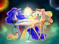 Sisters of Harmony by Saoiirse