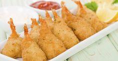 Beignets de crevettes, sauce tartare, une recette CuisineAZ