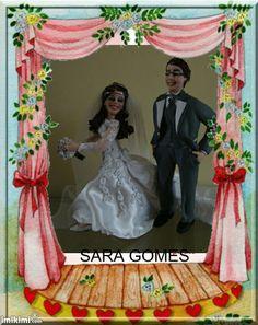 Casal Laerte e Silvia