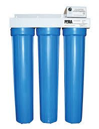 OmniFilter 20 in. x 18 in. Undersink Water Filtration - The Home Depot Uv Water Filter, Under Counter Water Filter, Ceramic Water Filter, Whole House Water Filter, Water Filtration System, Water Systems, Stainless Steel Canisters, Water Collection, Water Purification