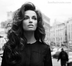 Latest 55 Wavy hairstyles for Long and Short Hairs #LongHaircuts