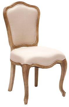 Club Vintage Interiors Chair Seine -tuoli, natural