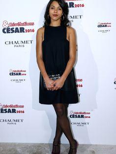 Zita Hanrot  Zita Hanrot à la soirée Révélations des César dans les salons privés Chaumet.