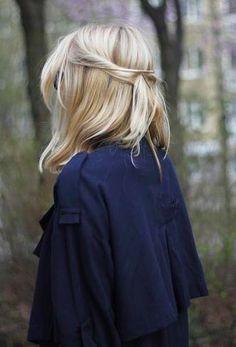 Deze 7 simpele kapsels zijn ideaal voor meiden met dun haar | NSMBL.nl