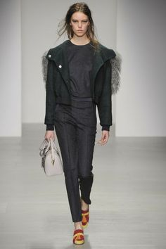 Eudon Choi | Fall 2014 Ready-to-Wear Collection | Style.com