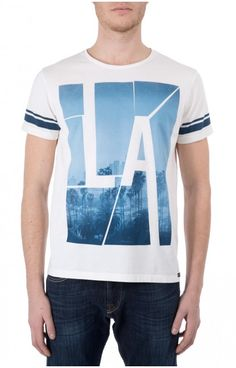 LUXE SPORT T-SHIRT WHITE