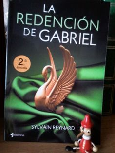 ¡2ª edición de La redención de Gabriel!