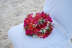 bougainvillea bouquet.