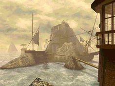 Stoneship Age -- Myst Adventure Games, Set Sail, Best Games, Game Art, Pirates, 2d, Concept Art, Sailing, All About Time