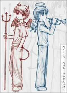 Akito and Naozumi Kodocha Kodomo No Omocha, 90 Anime, Cut Animals, Cartoon Boy, Manga Artist, Manga Love, Akita, Shoujo, Me Me Me Anime